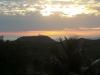 Uitzicht met bij helder weer Venuzuela