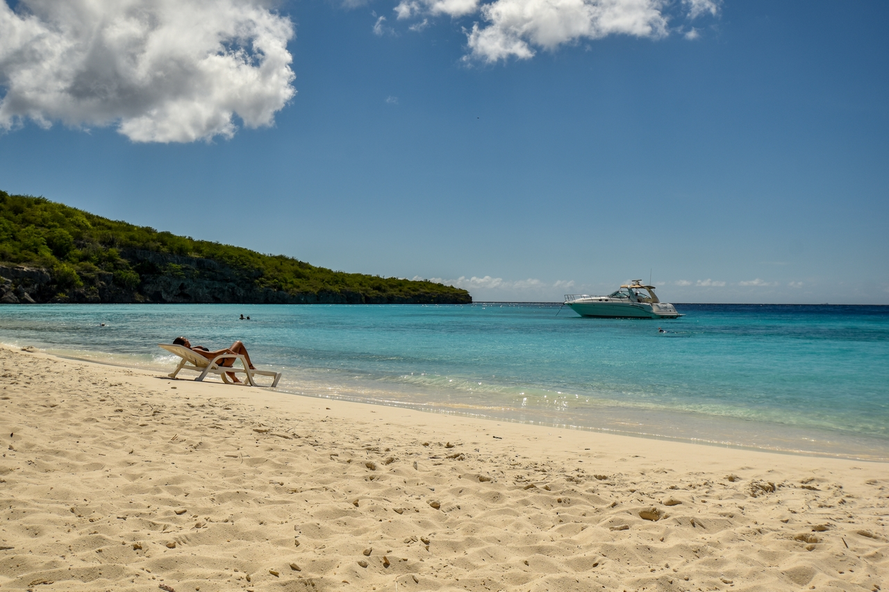 Cas Abao Strand, Karibik - Curacao