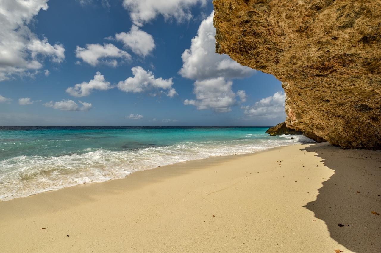 Playa Hulu, Naturstrand Karibik - Curacao