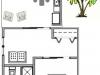 1-Grundriss-Appartement-M