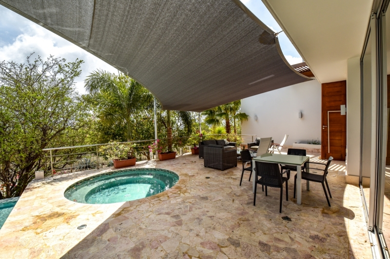 Villa MariMar Loung & Jaccuzi