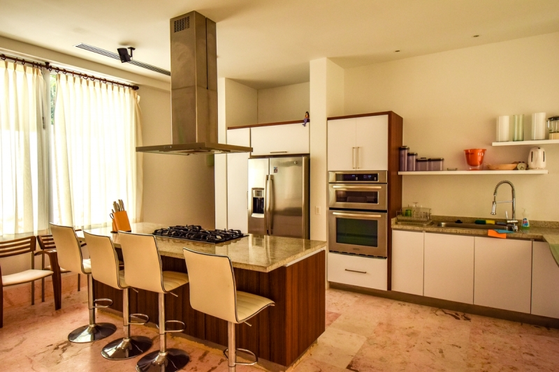 Villa MariMar Küche