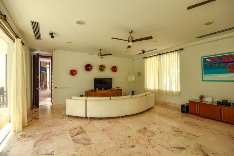 Villa MariMar Wohnbereich