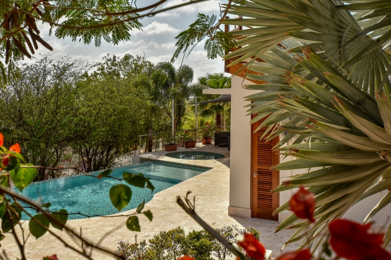 Villa MariMar Garten