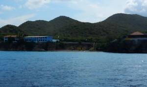 Playa Forti Divespot, Tauchen auf Curacao