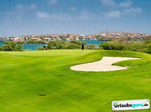 golfen auf Curacao