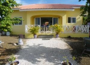 Ferienhaus in Curacao
