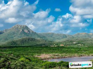 wandern auf Curacao