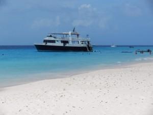 Ausflug Klein Curacao
