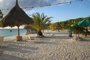 Sandstrand Cas Abao in Curacao