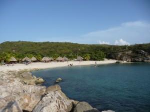 Curacao Sand strand daaibooi