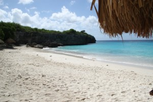 Strand Kleine Knip in Curacao