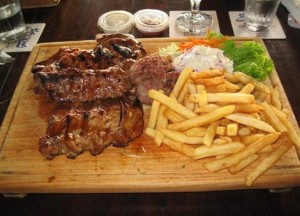 essen bei grill king
