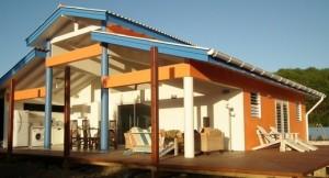 Ferienhaus auf Curacao