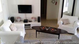 Villa Dushi Curacao Wohnzimmer