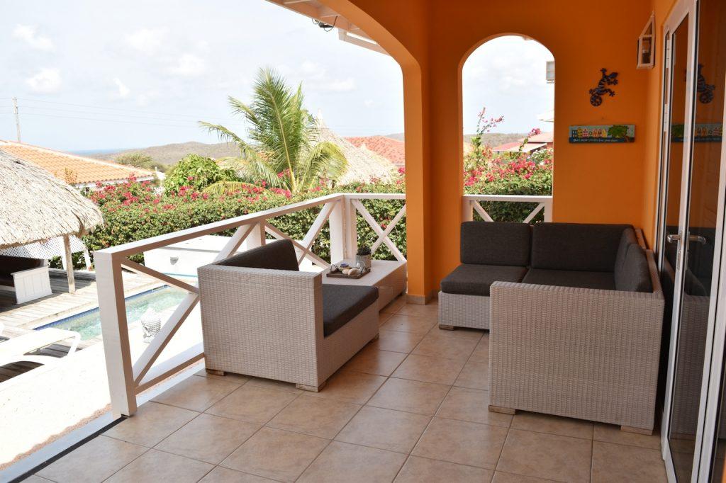 villa dushi lounge