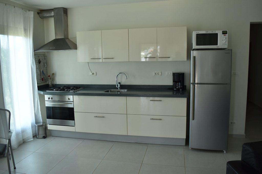 küche appartement mili