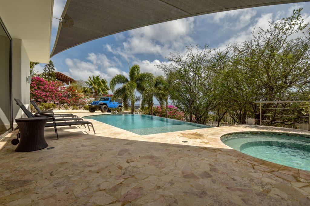 Luxusvilla MariMar auf Curacao