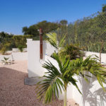 Villa Buena Vista Aussendusche