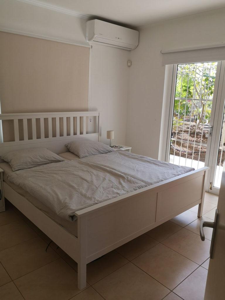 Villa Alana Curacao - Master bedroom