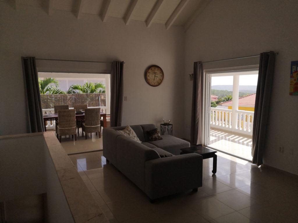 Villa Buena Vista Wohnzimmer