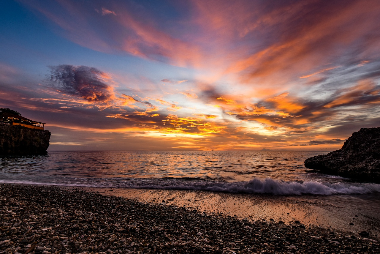Curacao - Sonnenuntergang